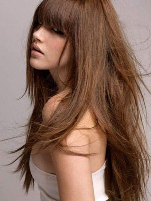 Long Length Straight Capless Human Hair Wig