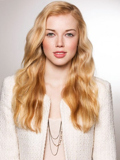 Miraculous Long Synthetic Wavy Lace Front Wig