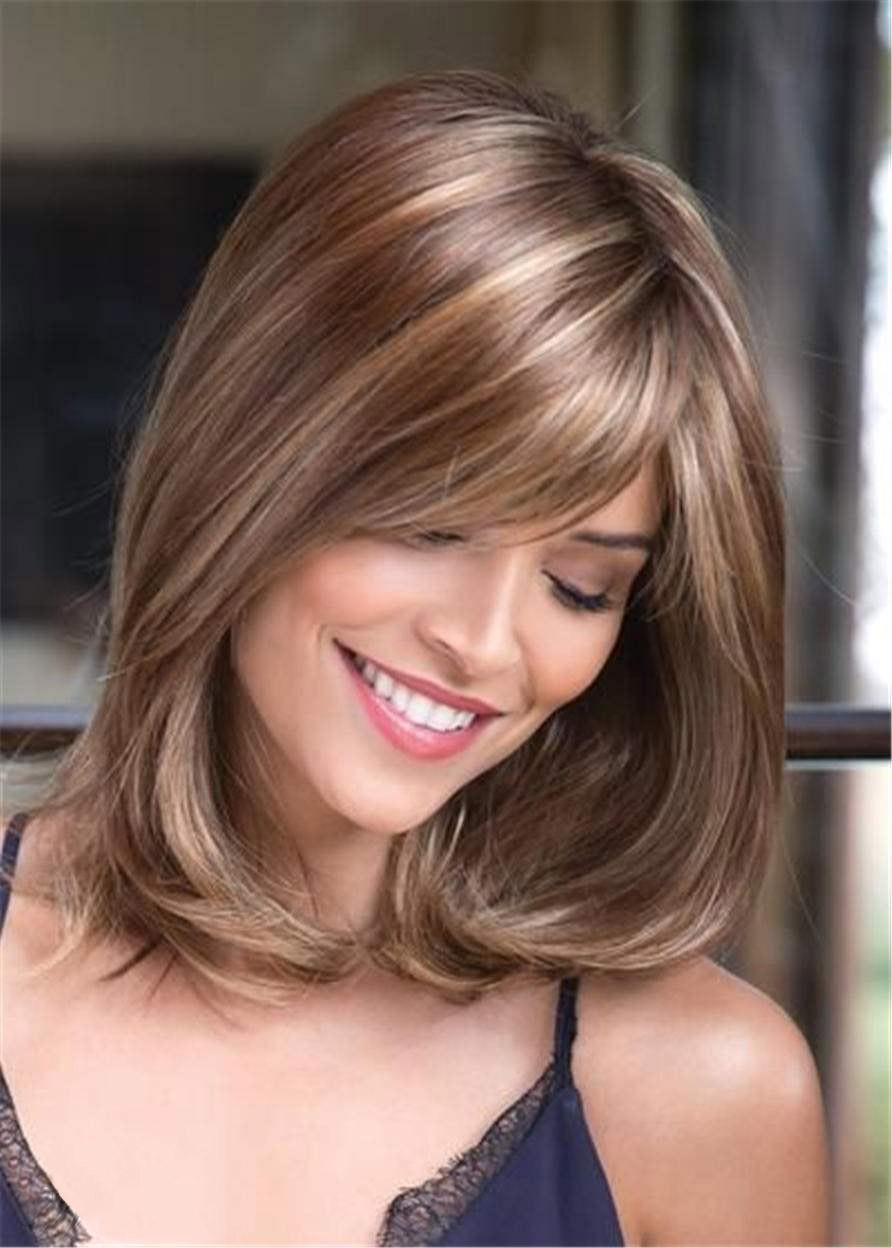 Capless Synthetic Wig