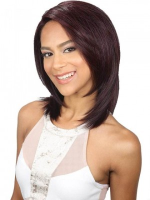 Most Popular Synthetic Straight Capless Wig