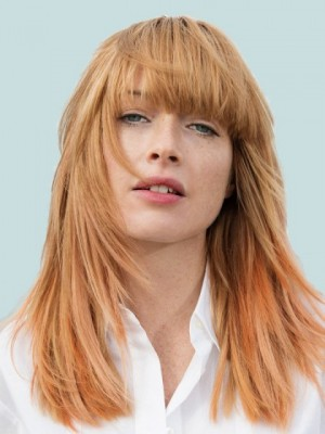 Sweet Straight Capless Remy Human Hair Wig